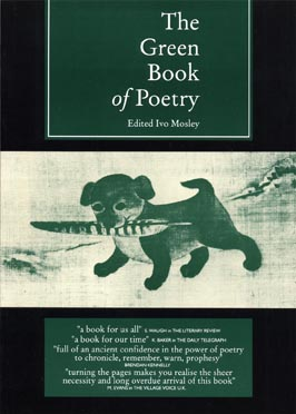 The Green Book of Poetry (ed.Mosley) front cover